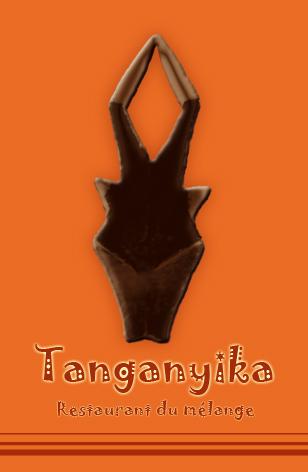 Carte de visite verso Tanganyika
